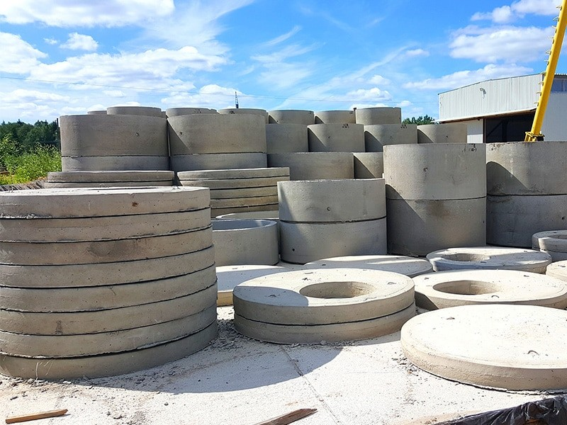 бетон купить рузский район